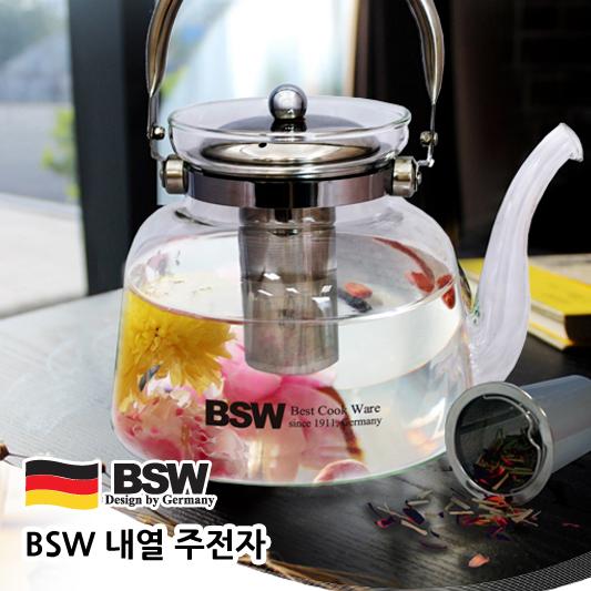 BSW 강화 내열유리 포트 bs-pot1