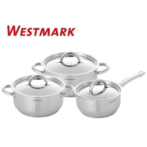 [WESTMARK] 웨스트마크 스테인레스 스마트 냄비 3종세트