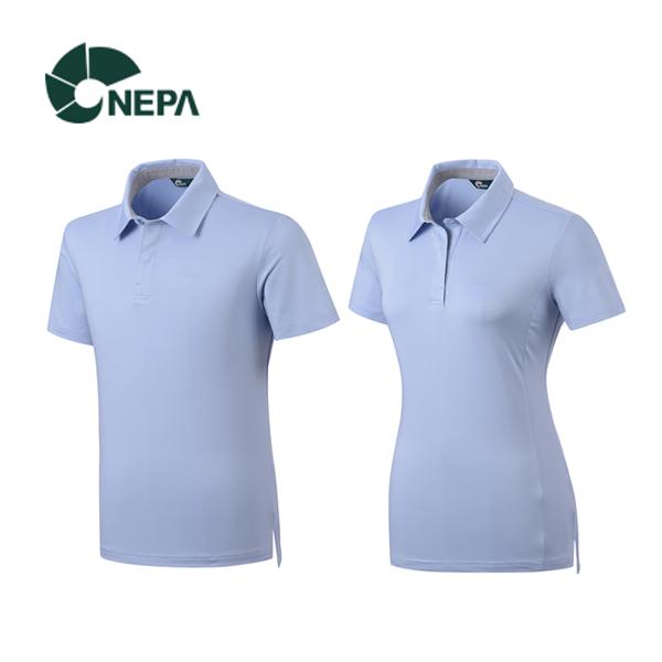 네파 남여 데이먼 반팔 폴로 티셔츠 남성-7G35291 여성-7G45291