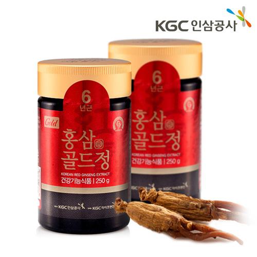 한국인삼공사 홍삼골드정 (250g)