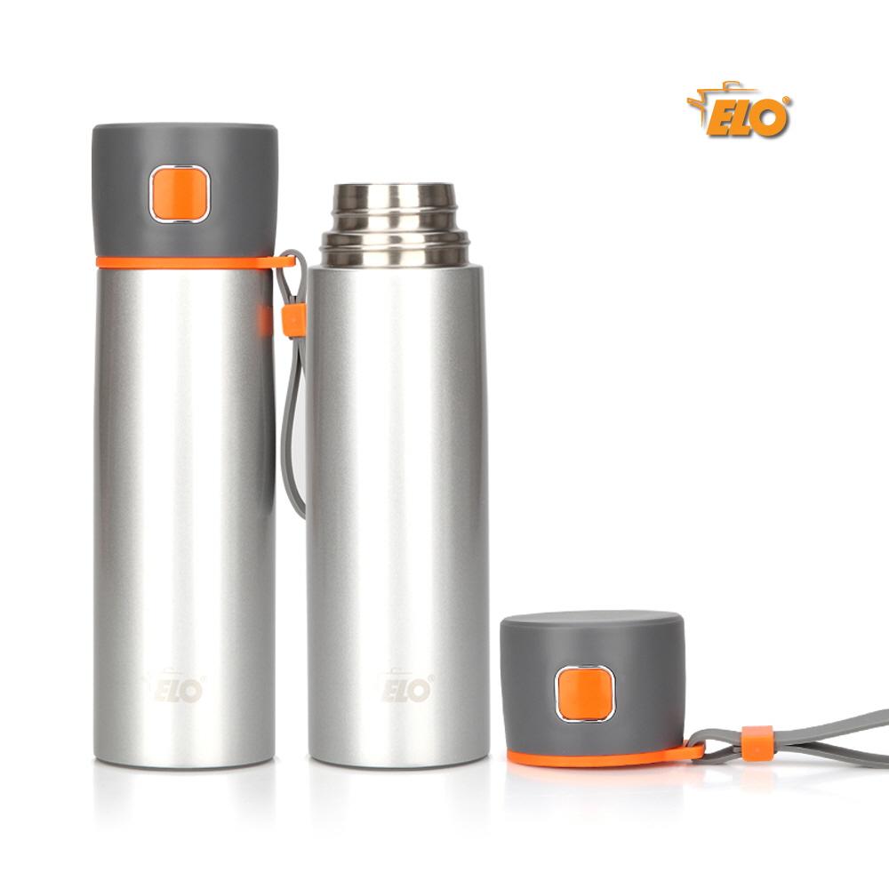 ELO 0.5L 보냉보온포트 고리타입 EL-T500