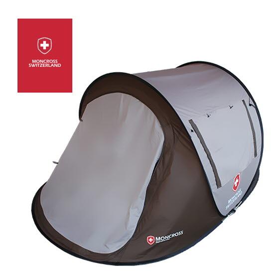 스위스 몽크로스 원터치 텐트 2~3인용 (색상택일) PMC-1002