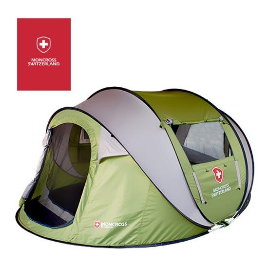스위스 몽크로스 원터치 텐트 4~5인용 (색상택일) PMC-1003