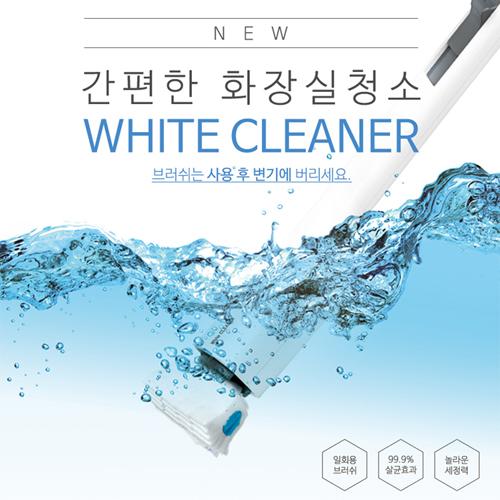 ONU 화이트 크리너 화장실 청소기 세트 6종 택1