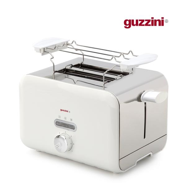 guzzini 프리미엄 전기 토스터 1808103