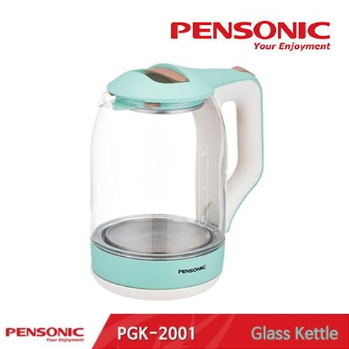 펜소닉 유리 무선 전기포트 PGK-2001