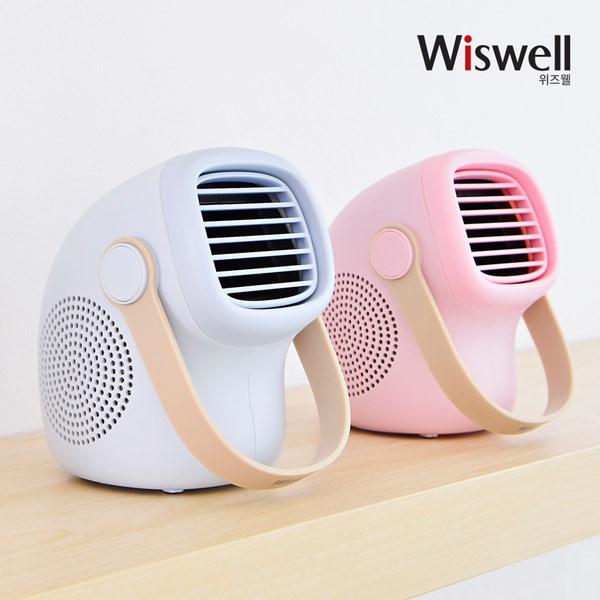 위즈웰 마시멜로 USB 선풍기 WF1035