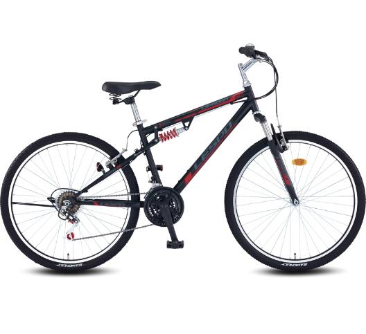 삼천리자전거 레스포 MTB형 태풍 DX21 26인치 - 2017년 모델