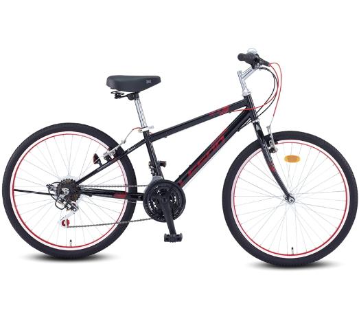 삼천리자전거 레스포 MTB형 태풍 GS21 24인치 - 2017년 모델