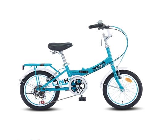 삼천리자전거 레스포 접이형 링크 GS7 16인치 - 2017년 모델