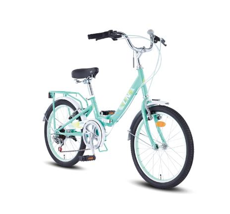 삼천리자전거 레스포 접이형 링크 GS7 20인치 - 2017년 모델