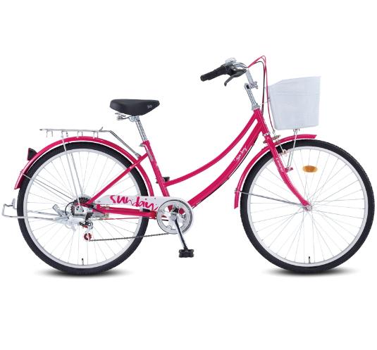 삼천리자전거 레스포 시티형 선데이7 26인치 - 2017년 모델