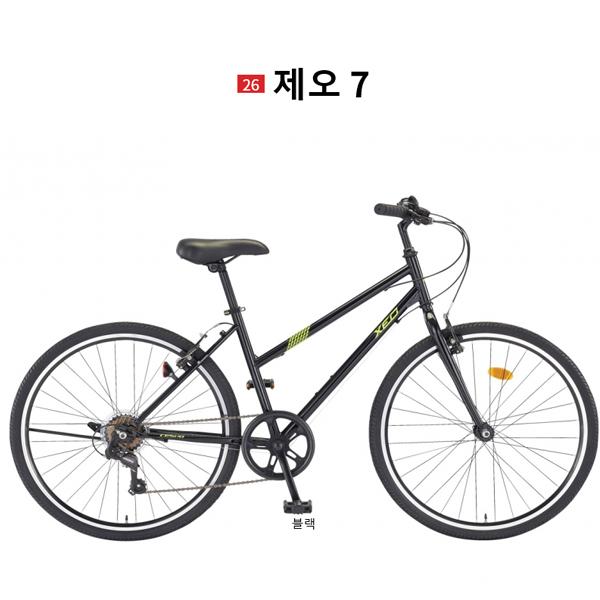 삼천리자전거 레스포 하이브리드 제오7 26인치 - 2018년 모델