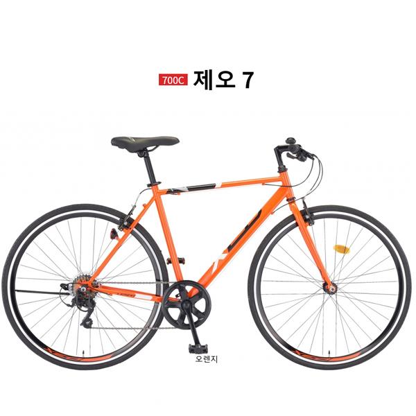 삼천리자전거 레스포 하이브리드 제오7 700C (440 510) - 2018년 모델