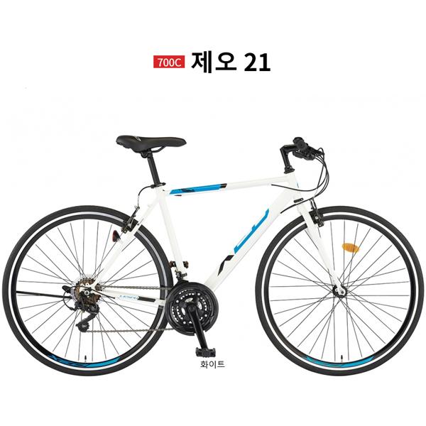 삼천리자전거 레스포 하이브리드 제오21 700C (440 510) - 2018년 모델