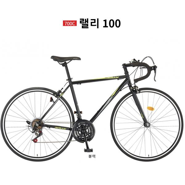 삼천리자전거 레스포 로드형 랠리100 21 700C(440 490) - 2018년 모델